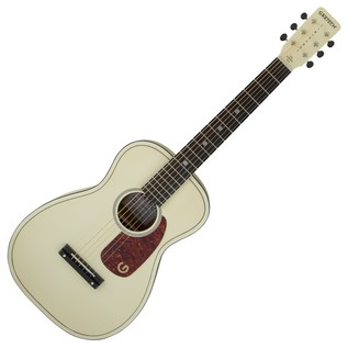 Gretsch G9500 LTD Jim Dandy Flat Top Acoustic Guitar, Vintage White