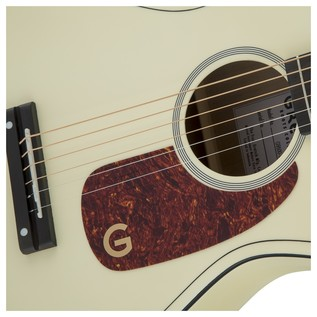 Gretsch G9500 LTD Jim Dandy Flat Top, Vintage White