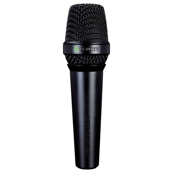 Lewitt MTP 550 DM Handheld Dynamic Vocal Microphone - Front