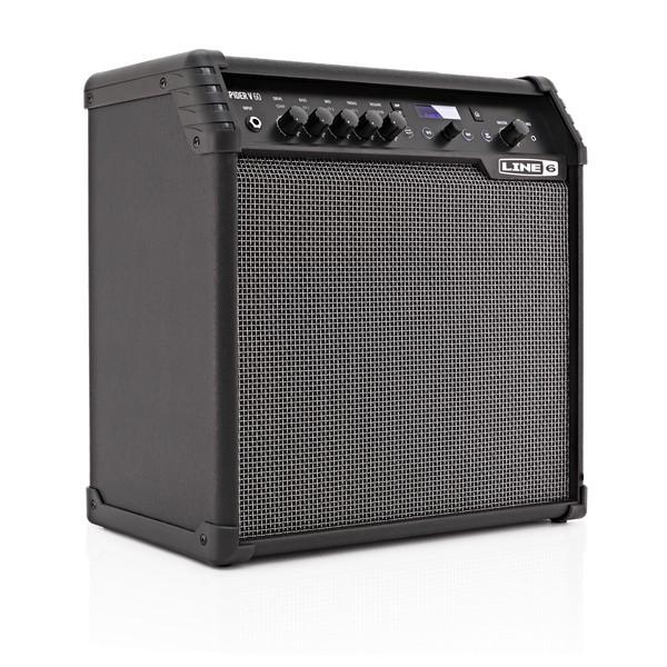 line 6 spider v 60 guitar combo amp at gear4music. Black Bedroom Furniture Sets. Home Design Ideas