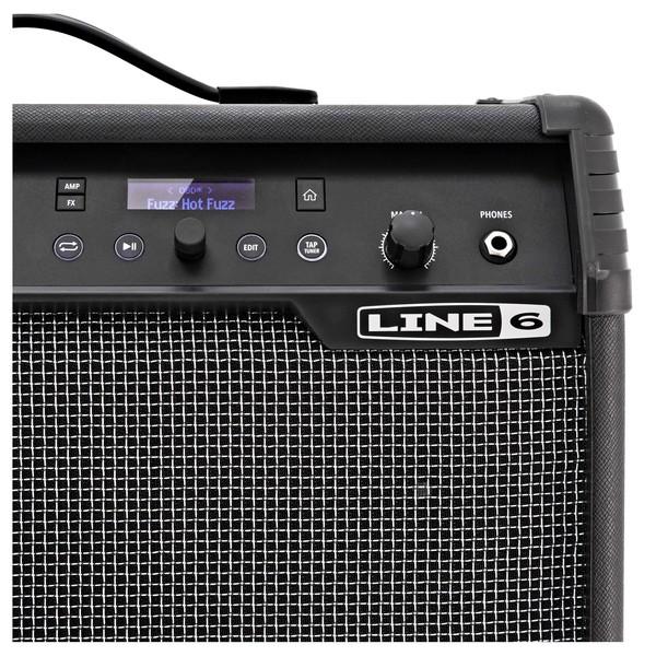 line 6 spider v 120 guitar combo amp at gear4music. Black Bedroom Furniture Sets. Home Design Ideas