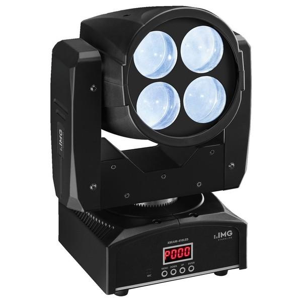 IMG Stageline XBEAM-410LED LED Moving Head 1