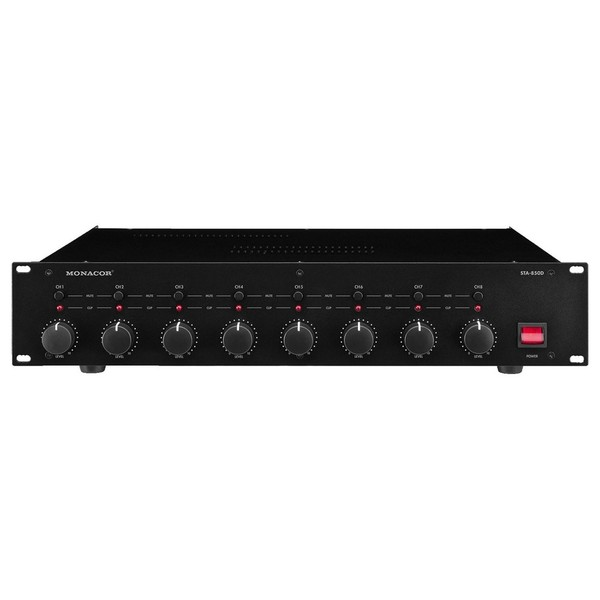 Monacor STA-850D 400W Power Amplifier