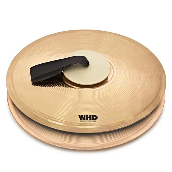 "WHD 16"" Professional Marching / Orchestral Cymbals"