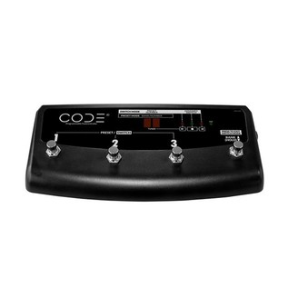 Marshall CODE100H 100W Modelling Amplifier Head, With Free Footswitch