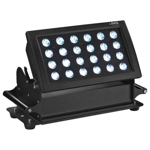 IMG Stageline ODW-2410RGBW IP66 Outdoor LED Floodlight 1