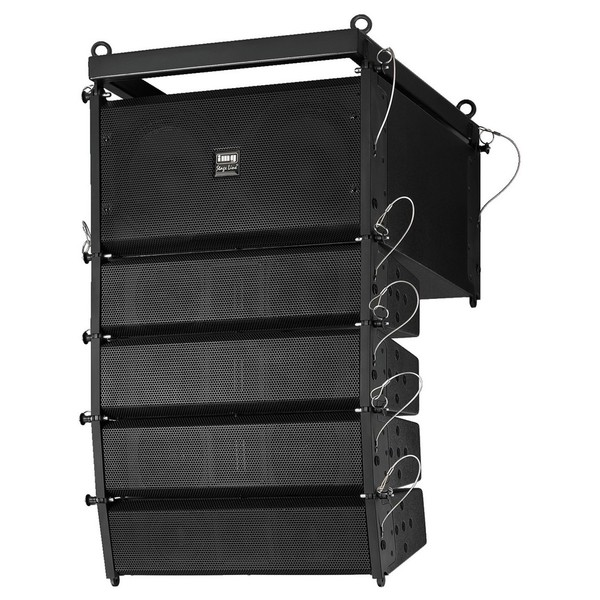 IMG Stageline L-RAY/1000 Active PA Line Array