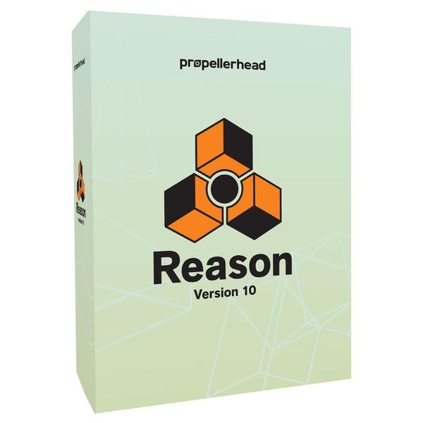 Propellerhead Reason 10 Upgrade - Box