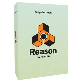 Propellerhead Reason 10 Student/Teacher - Boxed