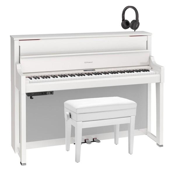 Roland LX17 Digital Piano Pack
