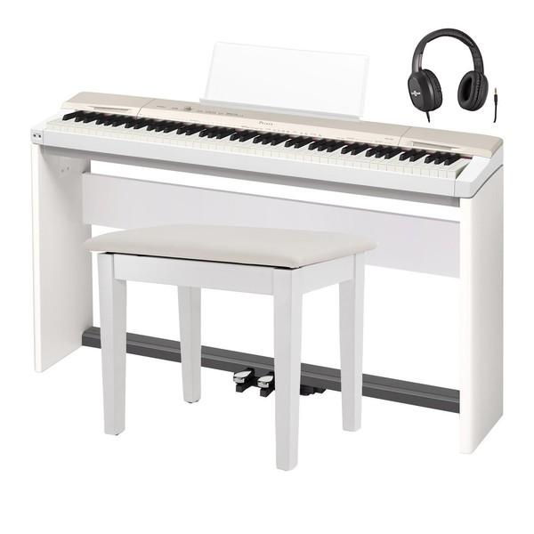 Casio Privia PX-160 Piano Pack