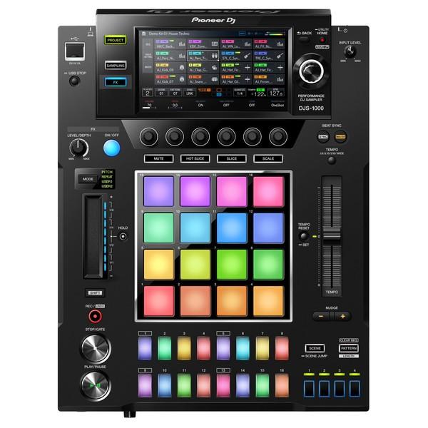 Pioneer DJ DJS-1000 Standalone Sampler - Top