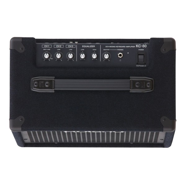 Roland KC-80 Amplifier Top