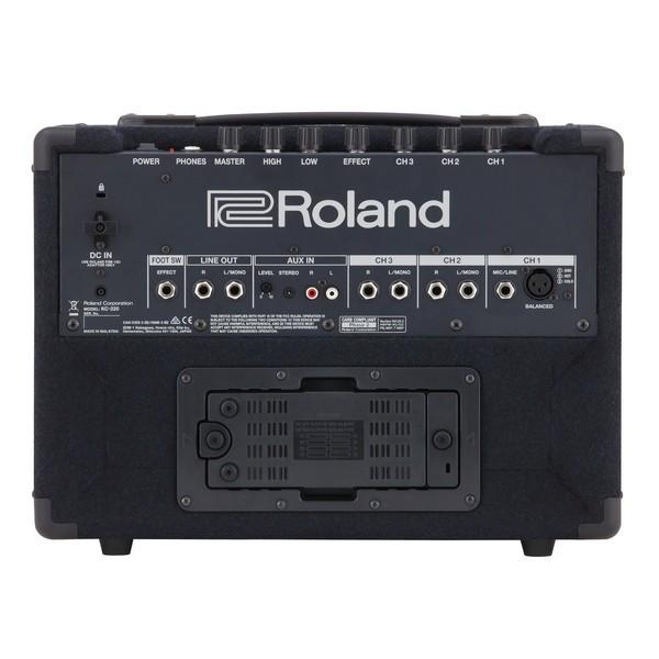 Roland KC-220 Amplifier Back