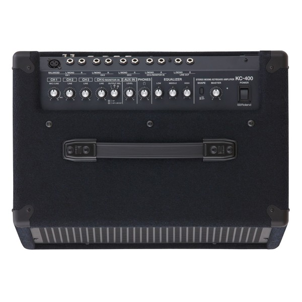 Roland KC-400 Amplifier Top