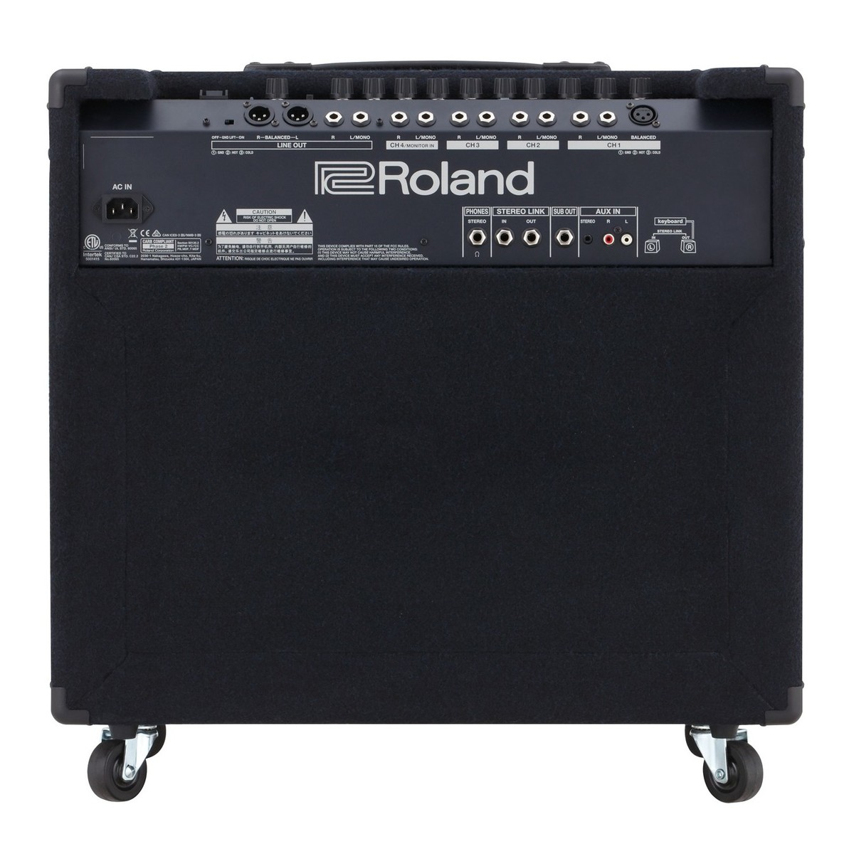 roland kc 600 keyboard amplifier at gear4music. Black Bedroom Furniture Sets. Home Design Ideas