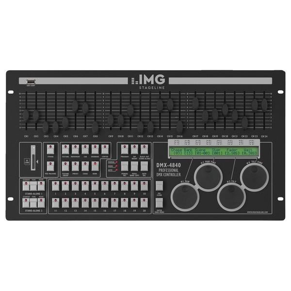 IMG Stageline DMX-4840 Professional DMX Controller 1