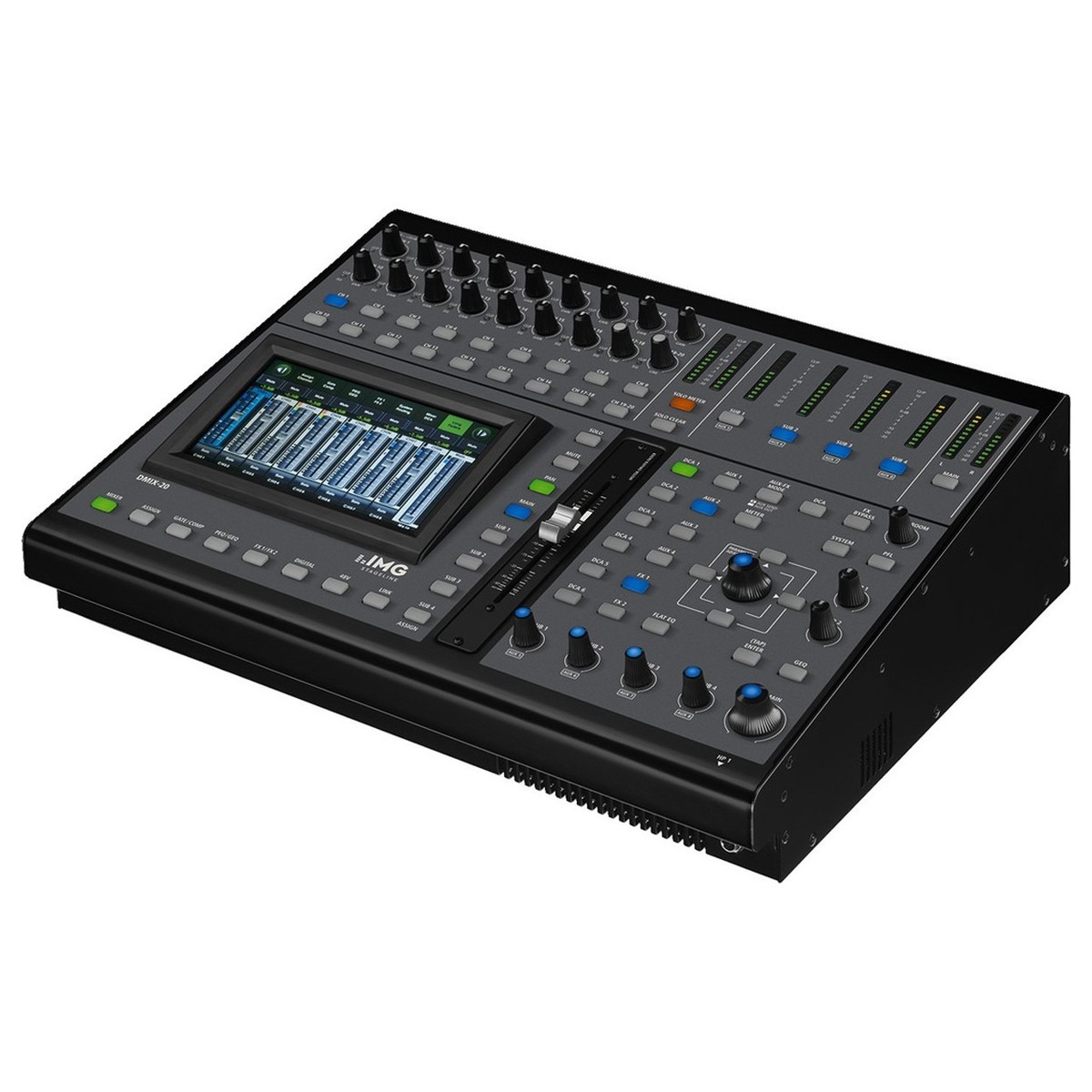 img stageline 20 channel digital mixer at gear4music. Black Bedroom Furniture Sets. Home Design Ideas