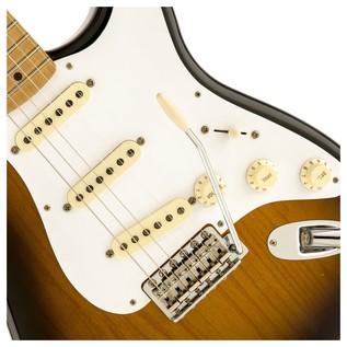 Fender Road Worn 50s Strat, 2-Tone Sunburst