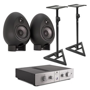 Munro Sonic EGG 150 Monitoring System With FREE Stands - Bundle