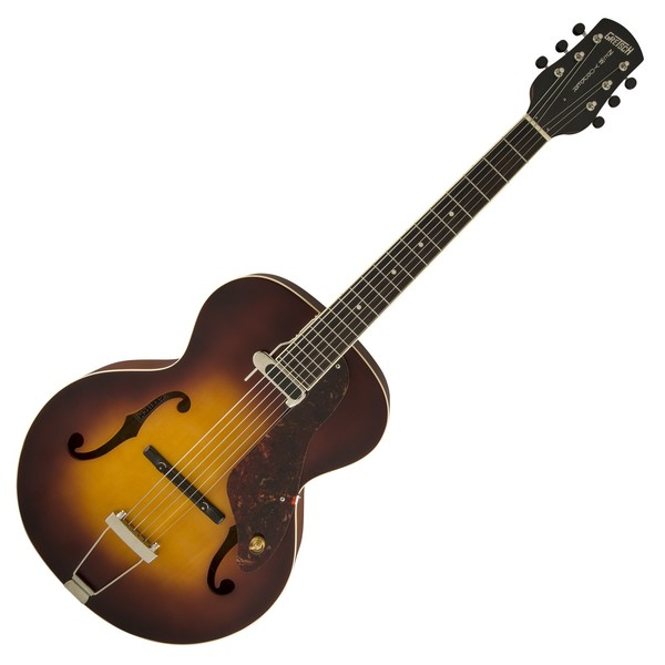 Gretsch G9555 New Yorker Archtop With Pickup, Antique Sunburst Main image