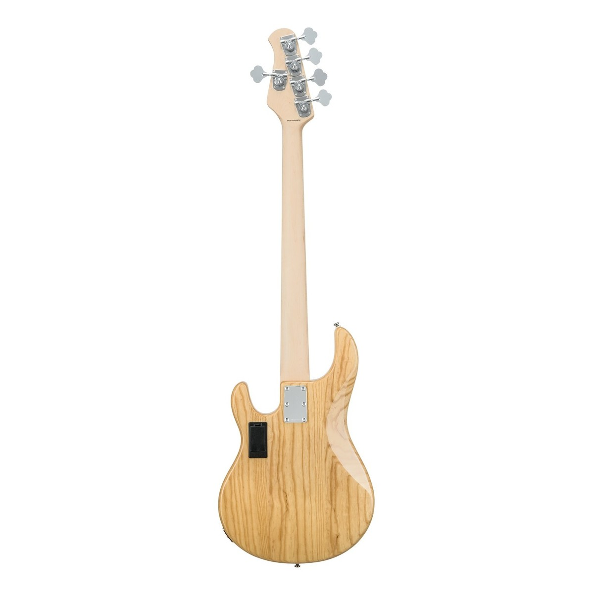 sterling stingray5 5 string bass natural at gear4music. Black Bedroom Furniture Sets. Home Design Ideas