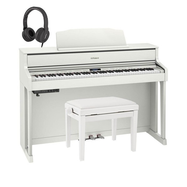 Roland HP605 Piano Pack