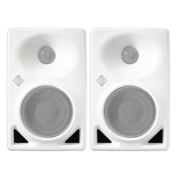 Neumann KH 80 DSP Studio Monitor Pair, White 1