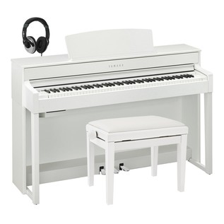Yamaha CLP575 Digital Piano Pack