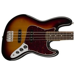 Fender Classic 60s Jazz Bass, 3-Tone Sunburst