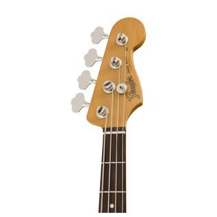 Classic 60s Jazz Bass, PW, 3-Tone Sunburst
