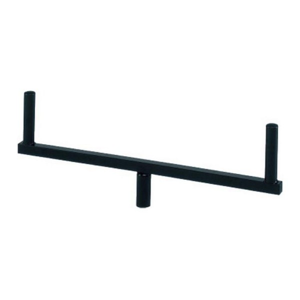 Quiklok Steel Twin Speaker Crossbar, 35mm Adaptor