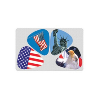 PikCard Picks (4), USA