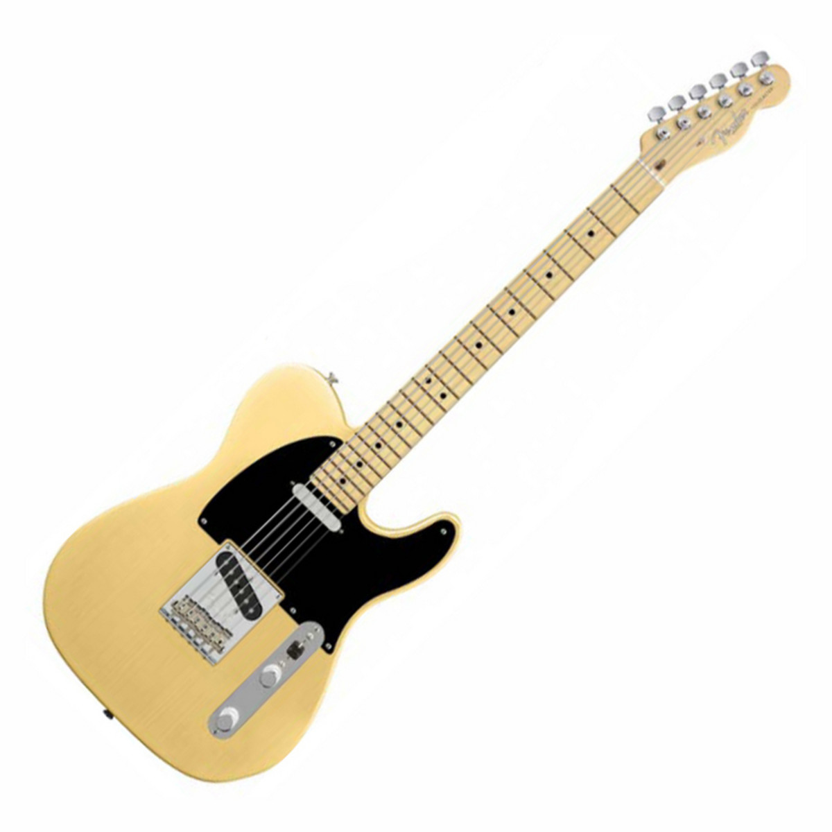 disc fender 60th anniversary telecaster blonde at gear4music. Black Bedroom Furniture Sets. Home Design Ideas