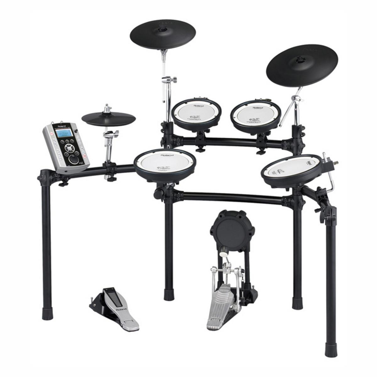 9fd94b2089db Discontinued Roland TD-9K2 V-Drum V-Tour Series Digital Drum Kit at  Gear4music