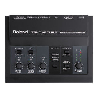 Roland TRI-Capture USB Audio Interface.2