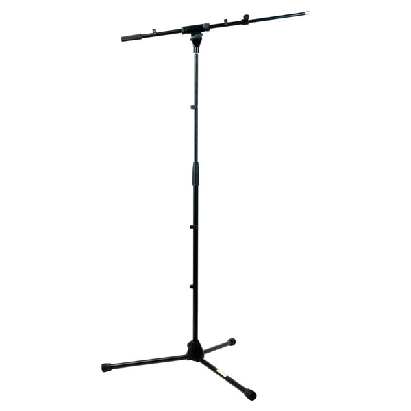 Telescopic Boom Arm Microphone Stand