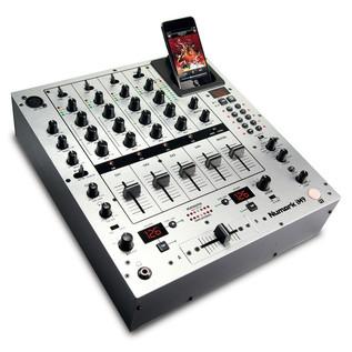 Numark IM9 DJ Mixer with iPod Dock.1