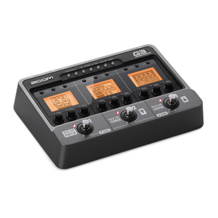 Zoom G3 Guitar Effects and Amp Simulator Pedal