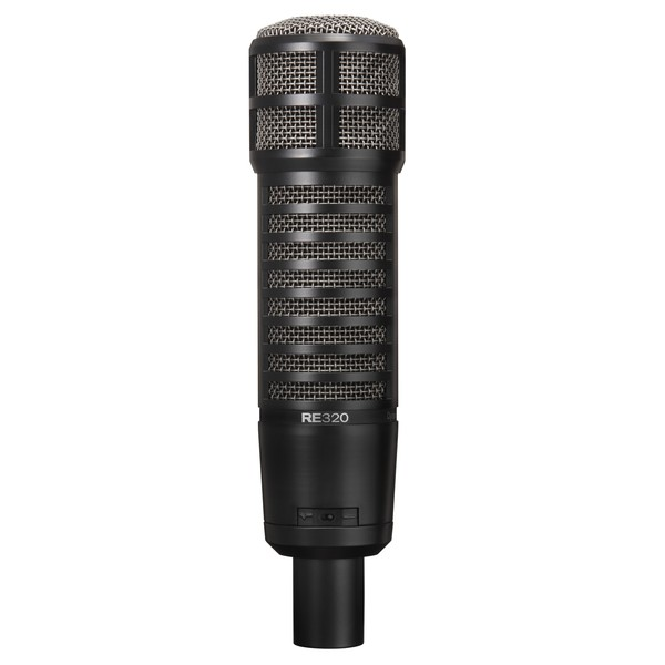 Electro-Voice RE320 Variable-D dynamic vocal and instrument mic