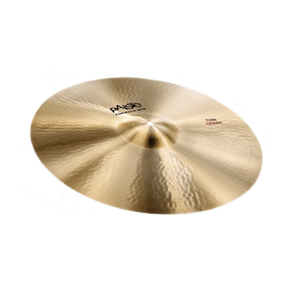 "Paiste Formula 602 16"" Thin Crash"