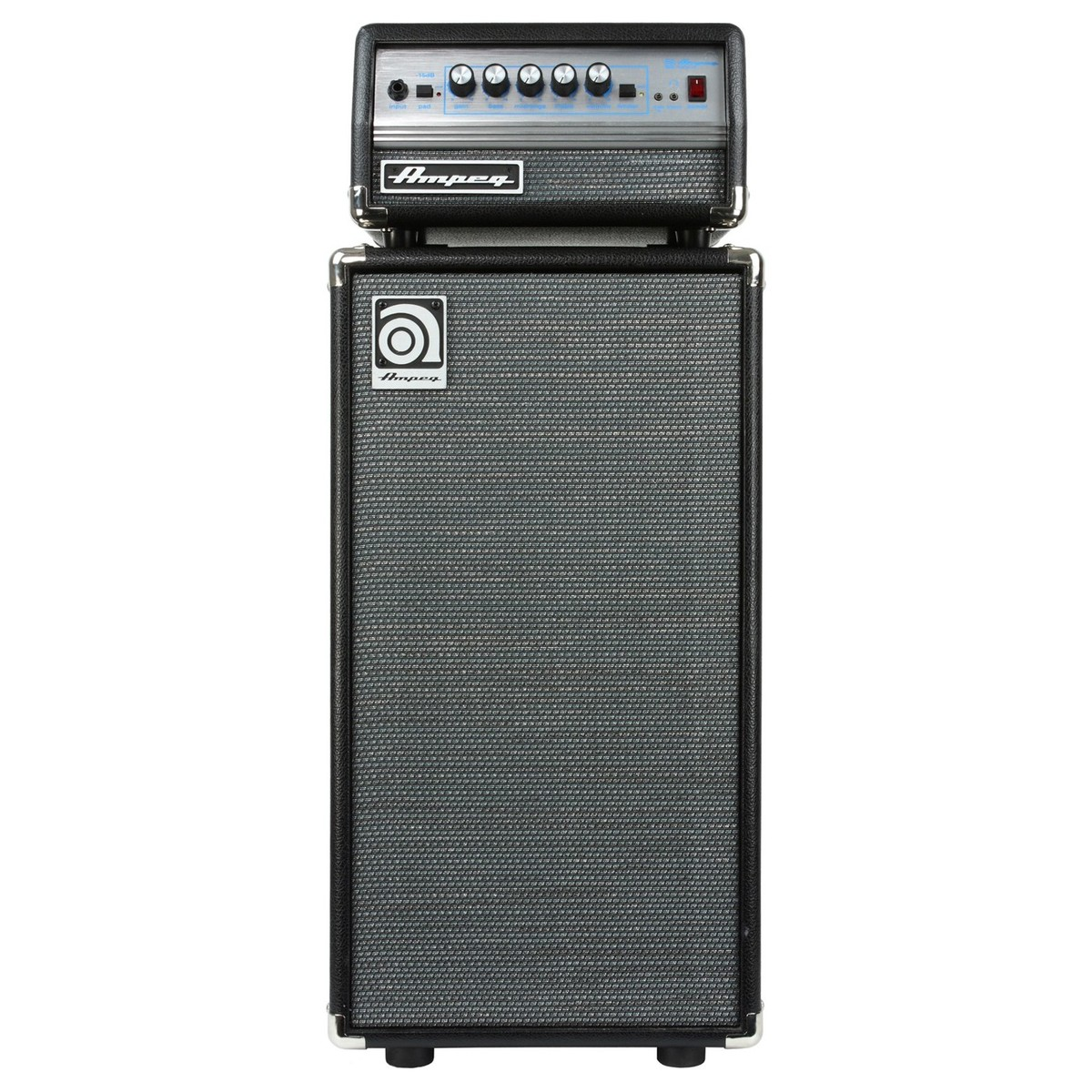 ampeg svt micro vr bass amp head and cab at gear4music. Black Bedroom Furniture Sets. Home Design Ideas