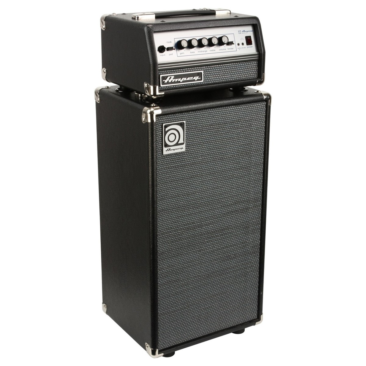 Click to view product details and reviews for Ampeg Svt Micro Vr Bass Amp Head And Cab.