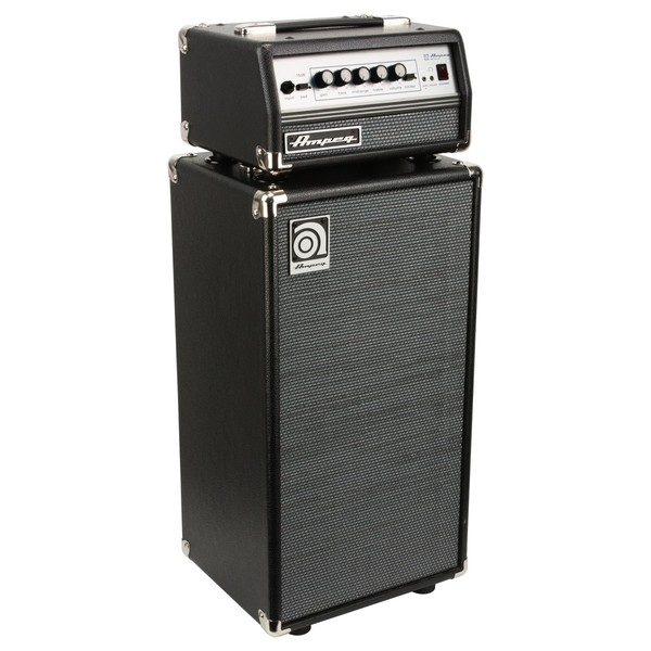 Ampeg SVT Micro VR Bass Amp Head and Cab