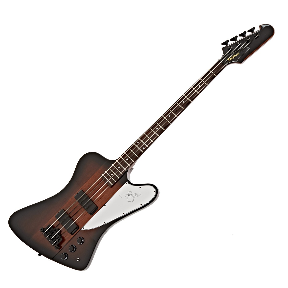 epiphone thunderbird iv bass vintage sunburst at gear4music. Black Bedroom Furniture Sets. Home Design Ideas