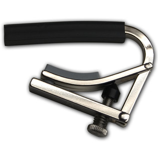 SHUBB C3 12 String Guitar Capo, Nickel Plated