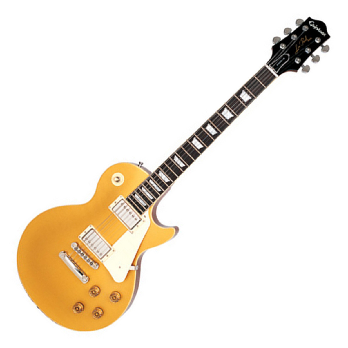 disc epiphone 1957 les paul standard gold top limited edition at gear4music. Black Bedroom Furniture Sets. Home Design Ideas