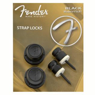 Fender Strap Lock
