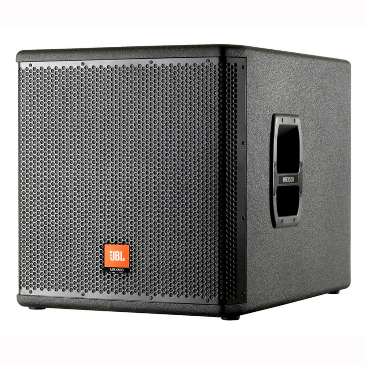 jbl mrx518s 18 caisson de basse. Black Bedroom Furniture Sets. Home Design Ideas