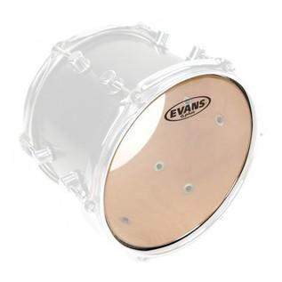 EVANS G Plus Clear Drumhead 18